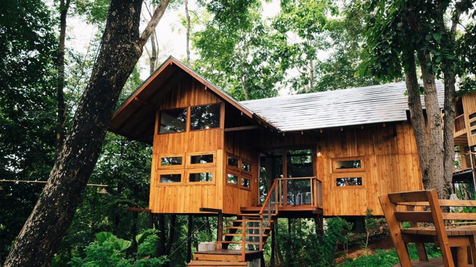 บ้านกอดรักที่พักปัวราคาถูก